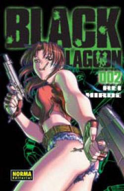 Black Lagoon #2 (de ...