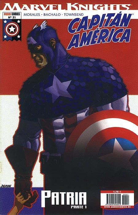 Capitán América Vo...