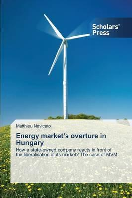Energy market's overture in Hungary