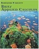 Brief Applied Calculus, Fourth Edition