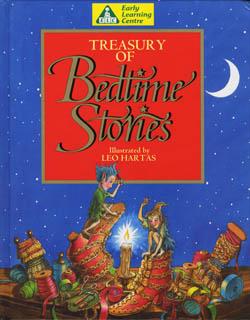Treasury of Bedtime Stories (Elc)