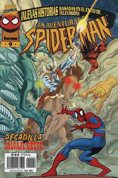 Las aventuras de Spider-Man Vol.1 #9 (de 12)