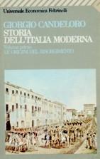 Storia dell'Italia moderna / Le origini del Risorgimento (1700-1815)