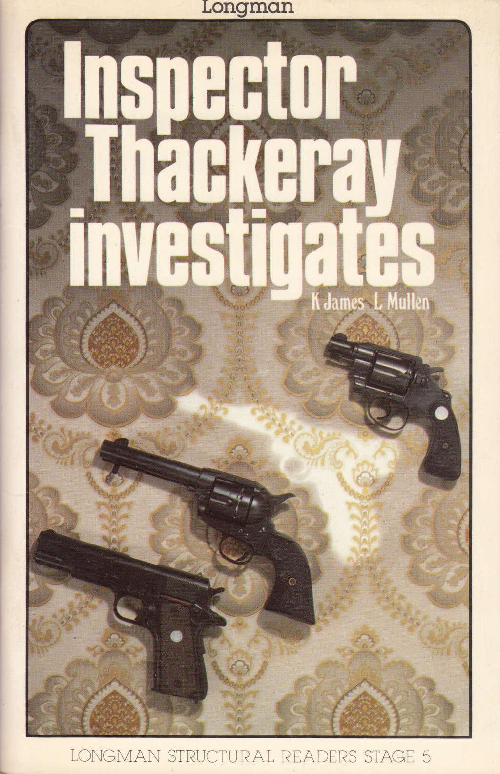 Inspector Thackery Investigates