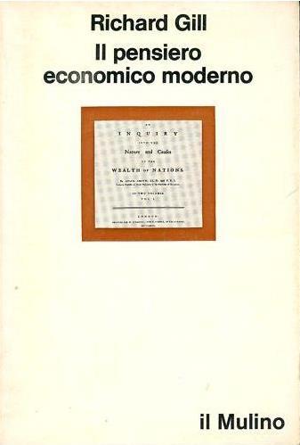 Il pensiero economico moderno