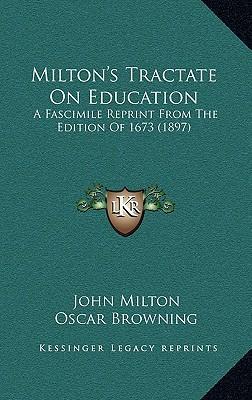 Milton's Tractate on...