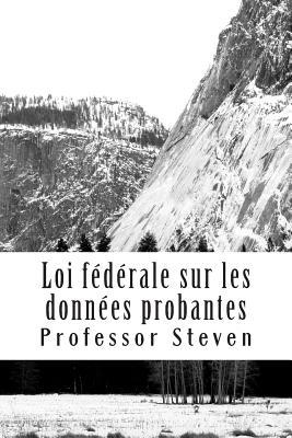 Federal Law De La Preuve