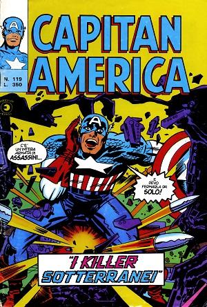 Capitan America n. 119