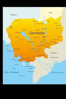 Map of Cambodia Journal