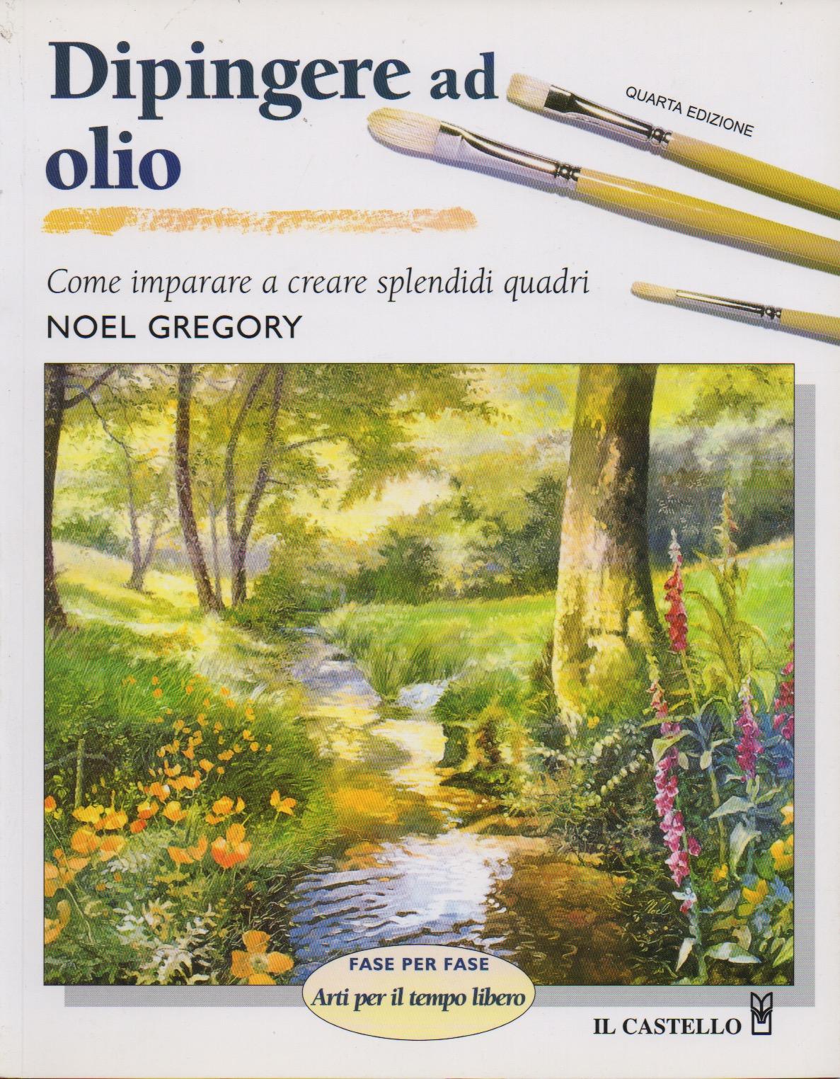 Dipingere ad olio