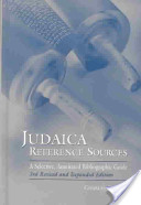 Judaica Reference Sources
