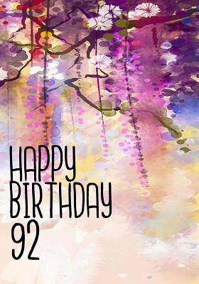 Happy Birthday 92