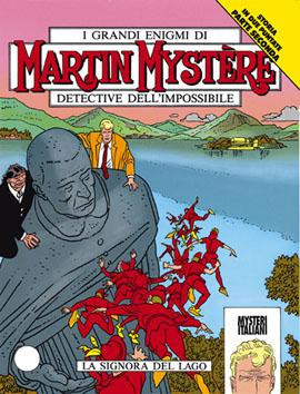 Martin Mystère n. 138