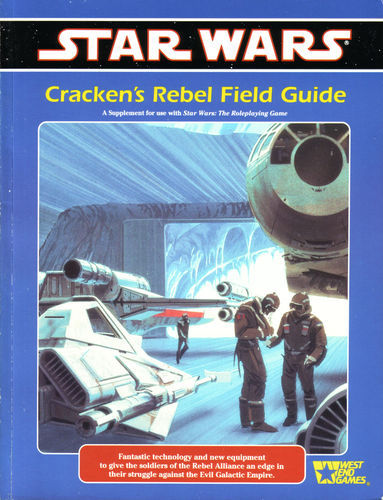 Cracken's Rebel Field Guide