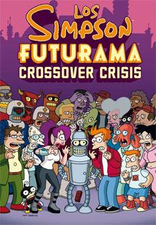 Los Simpson - Futurama: Crossover Crisis