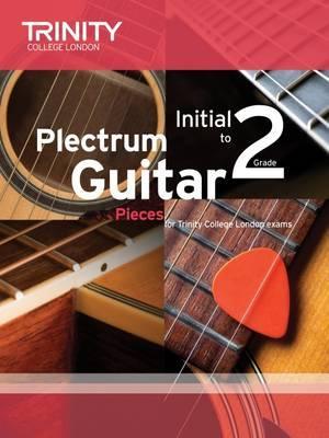 Plectrum Guitar Pieces Initial-Grade 2