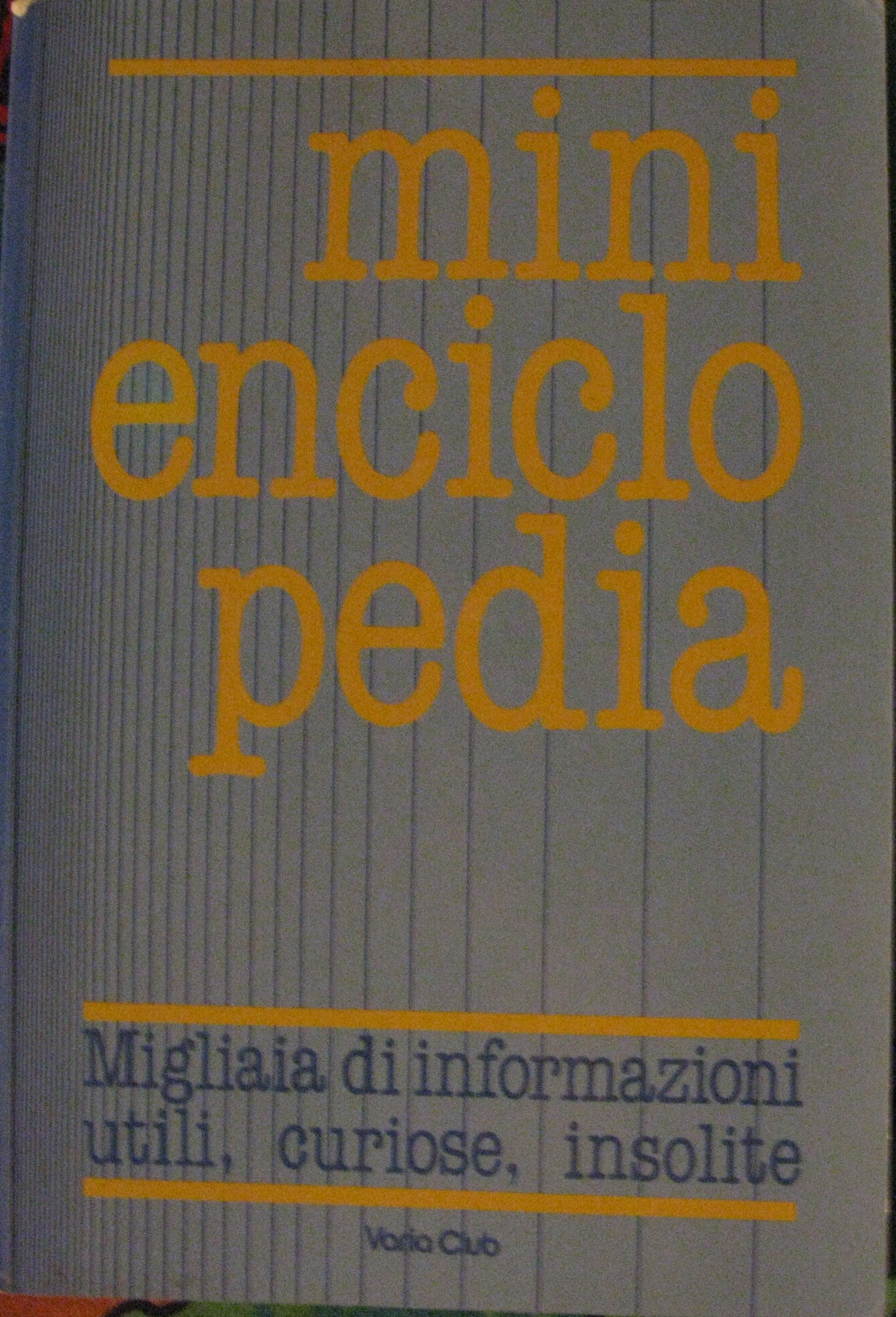 Mini enciclopedia