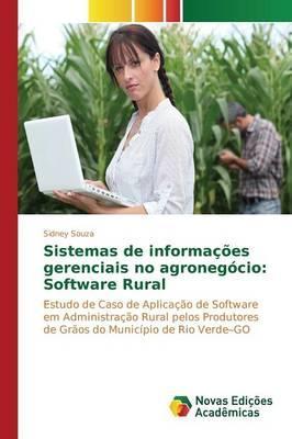 Sistemas de informações gerenciais no agronegócio