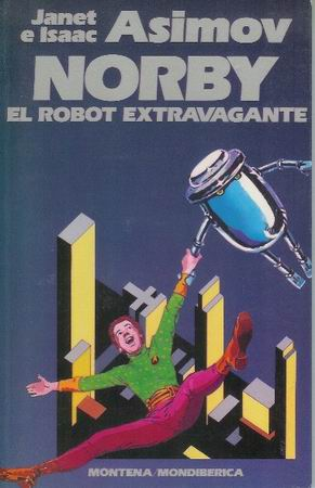 Norby el robot extravagante
