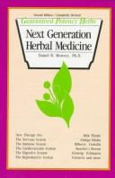 Next Generation Herbal Medicine