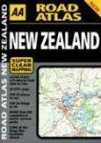 AA Road Atlas New Ze...