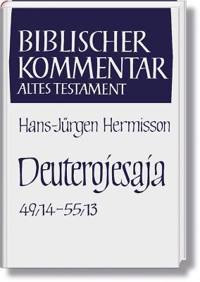 Deuterojesaja Jes 49,14-55,13