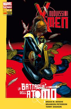 I nuovissimi X-Men n. 12