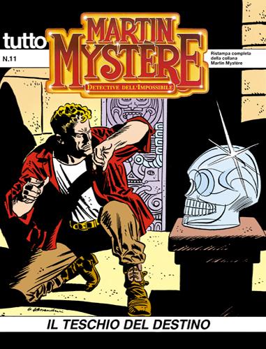 Tutto Martin Mystère n. 11