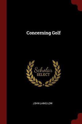 Concerning Golf