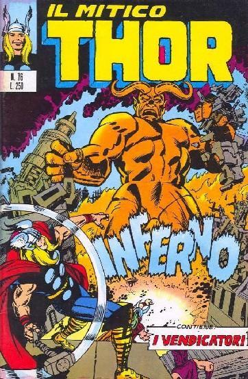 Il Mitico Thor n. 76