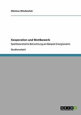 Kooperation und Wettbewerb