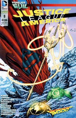 Justice League America n. 9