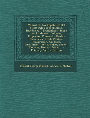 Manual de Las Republicas del Plata