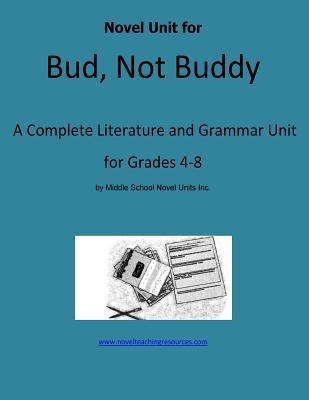 Novel Unit for Bud, ...