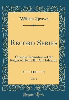 Record Series, Vol. 1
