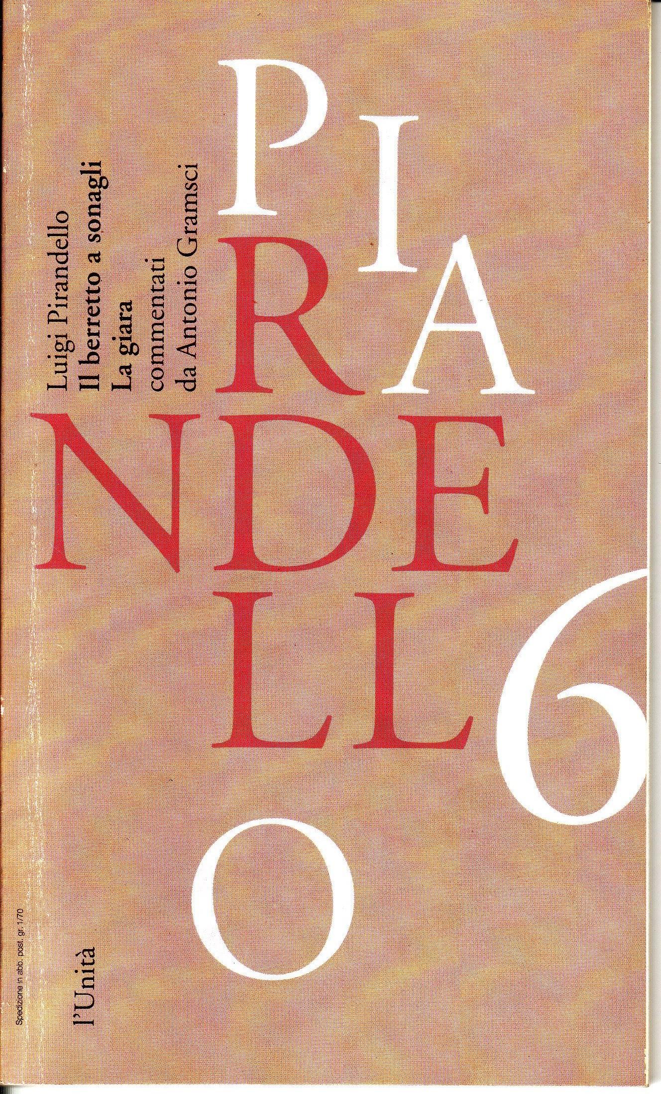 I capolavori di Pirandello, 6
