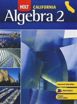 Holt California Algebra 2