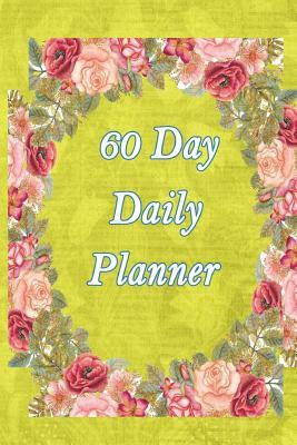60 Day Daily Planner