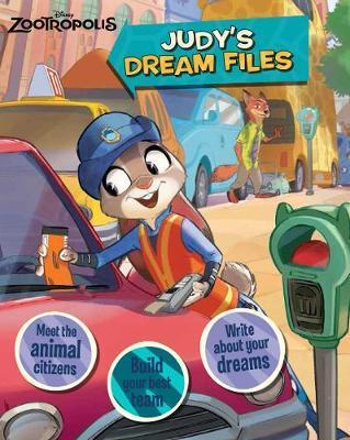 Disney Zootropolis Judy's Dream Files