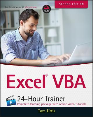 Excel VBA 24-Hour Trainer with Website