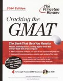 Cracking the GMAT wi...