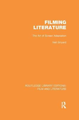 Filming Literature