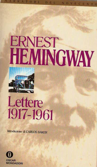 Lettere (1917-1961)