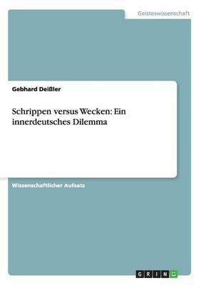 Schrippen versus Wecken
