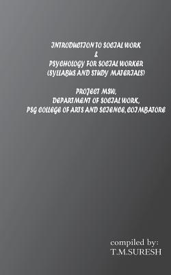 Introduction to Social Work & Psychology for Social Workers