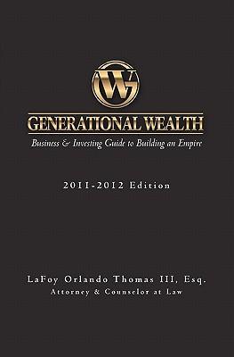 Generational Wealth 2011-2012