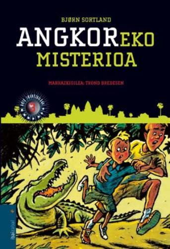 Angkorreko misterioa
