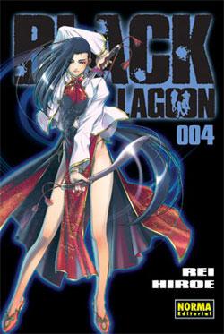 Black Lagoon #4 (de ...