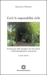 Cos'è la responsabilità civile