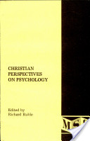 Christian Perspectives on Psychology